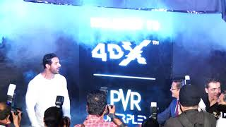 Nonton 4dx By John Abraham At Logix City Center Noida Film Subtitle Indonesia Streaming Movie Download