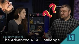 The Advanced RISC Challenge