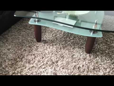 Teppich wieder in Form bringen - Teppich wie neu