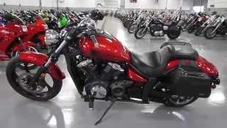 10. 2013 Yamaha Stryker @ iMotorsports 8554
