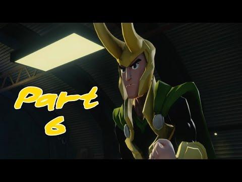 Disney Infinity 2.0 Gameplay Walkthrough Part 6 - Loki Boss Fight (Xbox One)