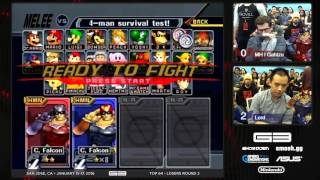 Genesis 3: Gahtzu vs Lord [Interesting Falcon dittos]