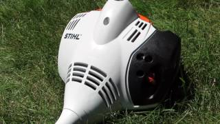 2. Stihl FS 56 vs FS 70 vs Echo SRM 225   Homeowner Review of new string trimmer / weed eater