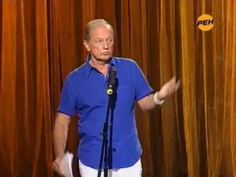Михаил Задорнов: Почему юмор ниже пояса свободно проходит в эфир. - DomaVideo.Ru