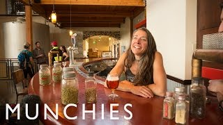 The New Wave of Craft Brewing with New Belgium by Munchies
