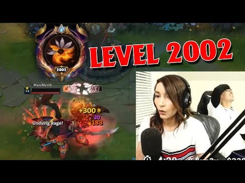 Game thủ Trung Quốc vượt Level 2000 | Bạn gái Trick2g lần đầu chơi LOL ✩ Biết Đâu Được - Thời lượng: 10 phút.