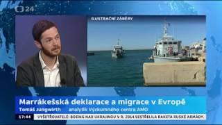 Marrákéšská deklarace a migrace v Evropě