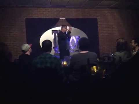 Bill Bushart at The Drop Comedy Club in South Bend