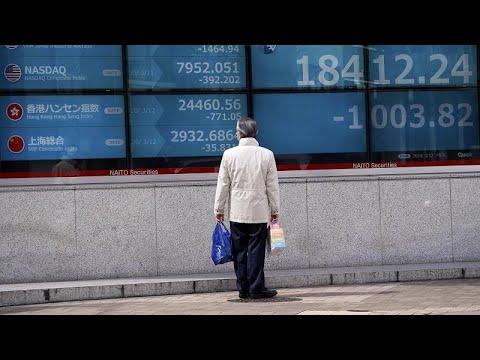 COVID-19:«Βουτιά» στα ευρωπαϊκά χρηματιστήρια