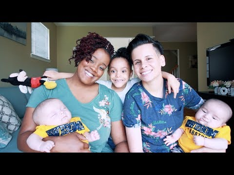 Join Team2Moms | Lesbian Family Channel Trailer