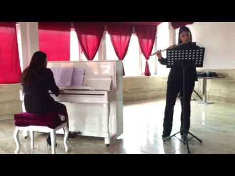 Piyano ve Yan Flüt Dinletisi