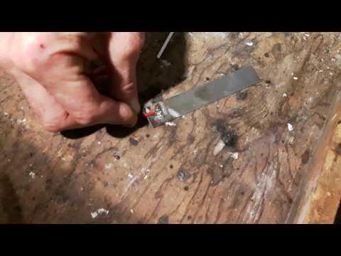 Come saldare a stagno l'acciaio inox