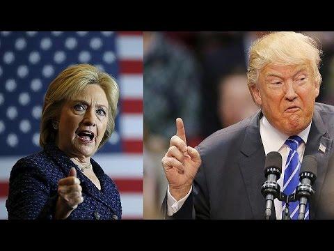 ΗΠΑ εκλογές: Προβάδισμα στις δημοσκοπήσεις για Τραμπ και Κλίντον στην Αϊόβα