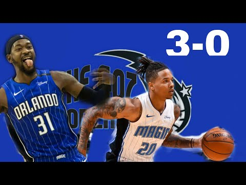 Ep. 5 Magic 3-0 Start! Fultz and Ross Explode! Can ORL Keep It Rolling Over The Next Week?