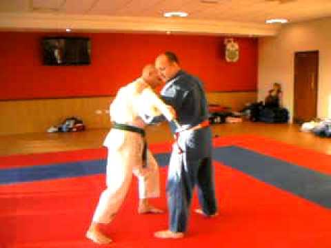 Goshin Jujitsu Knife defence