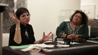 Our Indigenous Flesh: LeAnne Howe & ire'ne lara silva discuss bodies, land, and healing