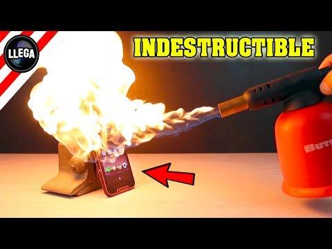 El Móvil Indestructible Más Resistente y Barato  CUBOT Quest