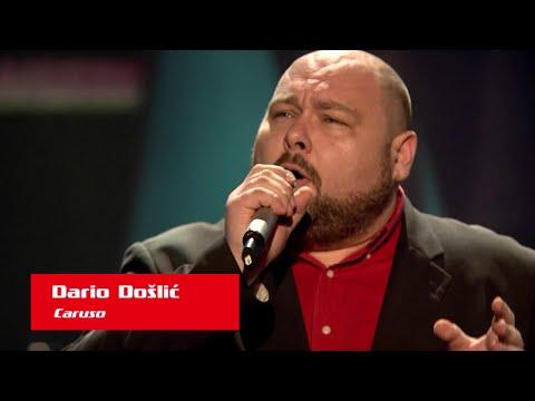 Dario - U svom nastupu na audiciji Dario Došlić pjevao je