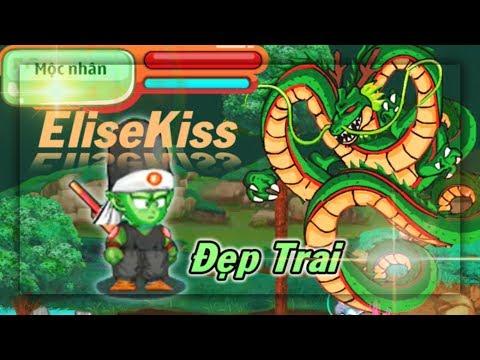 Ngọc Rồng Online - Cùng EliseKiss Triệu Hồi Rồng 1 Sao Đón Giáng Sinh - Thời lượng: 10 phút.