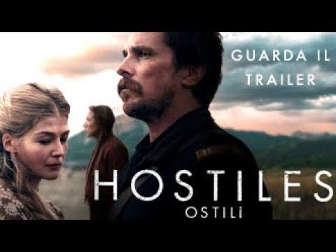 Preview Trailer Hostiles - Ostili, trailer italiano ufficiale