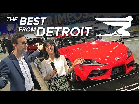 These Are The Best Cars Of The 2019 New York International Auto Show! - Thời lượng: 21 phút.