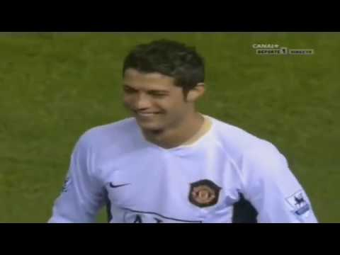 Cristiano Ronaldo Vs Middlesbrough Away (02-12-2006)