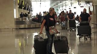 تعليق الرحلات الجوية من وإلى الجزائر بسبب اضراب مضيفي الخطوط الجوية الجزائرية
