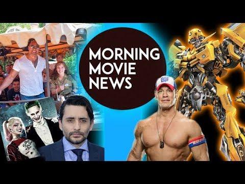 Jaume Collet-Serra for Disney's Jungle Cruise over Suicide Squad 2, John Cena Bumblebee 2018