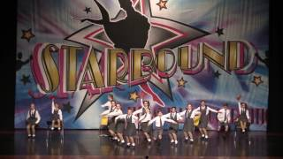 REVOLTING CHILDREN  CONTINUUM DANCE COMPANY  STARBOUND NATION TALENT COMPETITION 2017