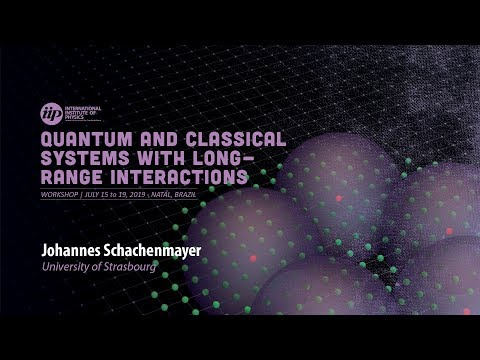 Dynamics in large-spin dipolar lattice systems(...) - Johannes Schachenmayer