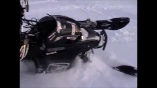 10. Yamaha nytro in snow