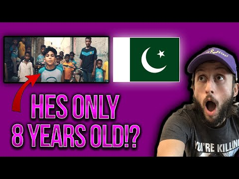 8 Year Old Rap God From Pakistan! |KAKY THOU$AND