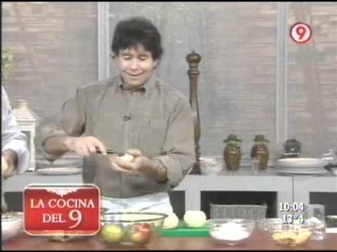 Tarta Invertida de Manzana con Crema - 1 de 3 - Ariel Rodriguez Palacios