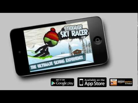 Video of Stickman Ski Racer