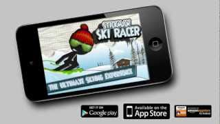 Stickman Ski Racer YouTube video