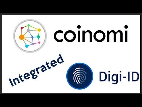Digibyte - About To Explode! Coinomi Using Digi-id - Facebook Exploring Blockchain? - 2019 Bull Run