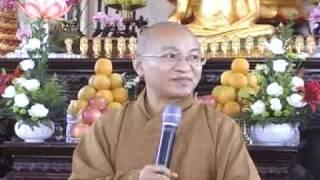 Kinh niệm Phật ba la mật 5: Niệm Phật Viên Thông - Thích Nhật Từ - Phần 1/2