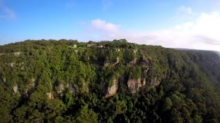 Bulli Australia  city images : A drone's view of Sublime Point Lookout - Bulli Tops - Australia (4K UltraHD)