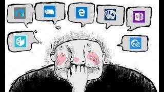 В Windows 10 есть ряд универсальных приложений, которые всегда работают в фоновом режиме независимо от того, запускал ли их пользователь или нет. Чтобы отключить ненужные вам фоновые приложения тем самым разгрузить оперативную память вашего компьютера - просмотрите данную видео-инструкцию.Если ролик оказался Вам полезен - жмите LIKE и делитесь с друзьями! Оставляйте, пожалуйста, отзывы и подписывайтесь на канал. Спасибо!Ссылка на видео: https://youtu.be/Y4saf4KR6voСсылка на канал: https://www.youtube.com/user/wikitube2014