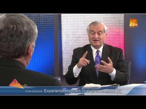 406. Ezechel Suciu - Experienta implicarii in slujirea crestina (2)