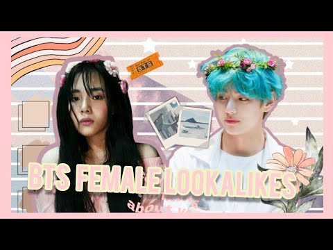 Video [LA]BTS Lookalike (Girls who look like BTS )|[with names] download in MP3, 3GP, MP4, WEBM, AVI, FLV January 2017