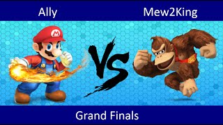 [Wii U/3DS] Grand Finals Boreal | Ally vs COG MVG | M2k