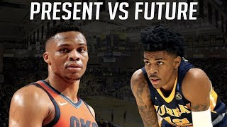 Meet Ja Morant: The RUSSELL WESTBROOK Of The Next Generation!