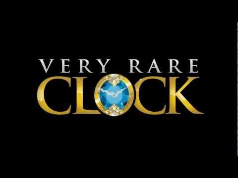 Rare 1960S Clock Hermes Paris Luxury Alarm 8 Day + Box Vintage Brass Swiss Watch