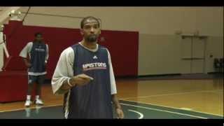 NBA Fundamental Off-Ball Movement