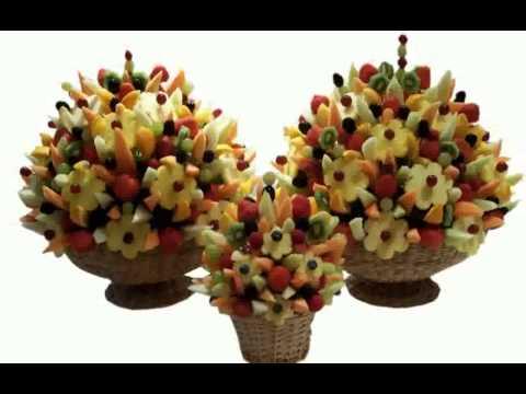 Fruit Bouquet (видео)