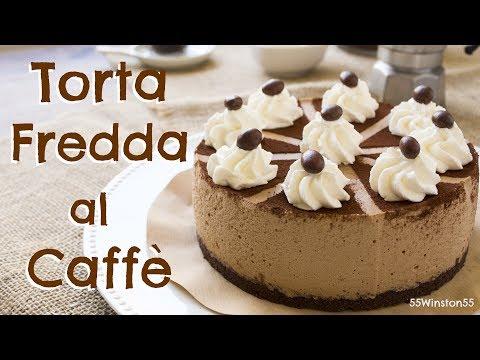 torta fredda al caffè e panna - ricetta