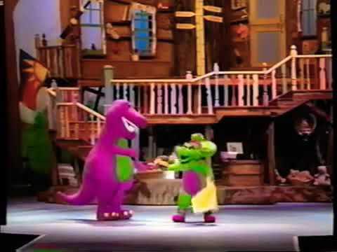 Barney: Baby Bop Hop