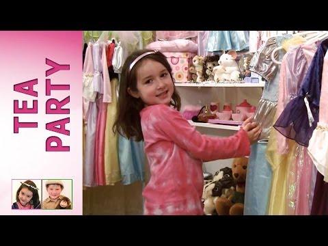 Princess Rosie's Boutique Part 1