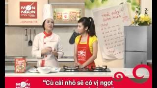 Món Ngon Mỗi Ngày - Cá lóc kho củ cải